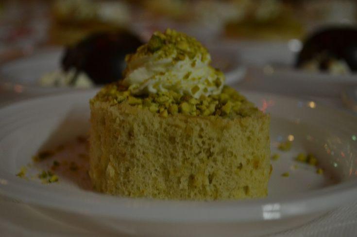Swiss Roll - Pistachio Vanilla   Recipes   The Windmill Bakery  