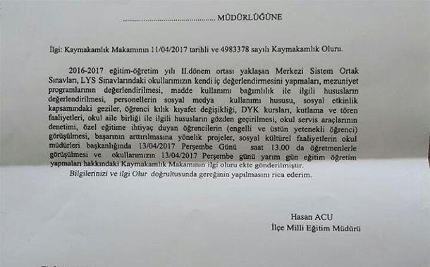 """Sendika (.) Org ///  Ordu'da görülmemiş okul tatili: Tam da Erdoğan'ın """"evet"""" mitingi saatlerinde"""
