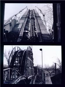 "Indian Lake Ohio Amusement Park | Russells Point Indian Lake Ohio Amusement Park 15 B & W 4"" X 6"" Photo ..."