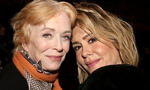 They are believed to be dating: Holland Taylor 72 and Sarah Paulson 39 recently revealed that they are in a relationship.
