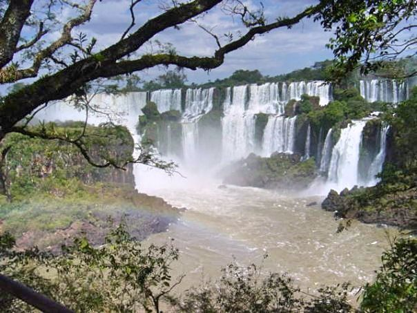 Iguazú Falls, Argentina Breathtaking views & Rainbows at every angle!