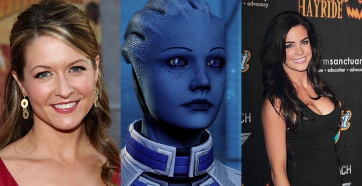 Documenting the known voice actors and models that go into making the characters that grace the trilogy of Mass Effect games.