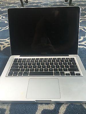 """Apple MacBook Pro 13"""" 2011 A1278 2.3GHz i5 4GB RAM MC700LL/A PARTS  NO BACKLIGHT"""