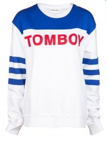 Tomboy | Find out where to buy --> www.whatsnewinstore.com