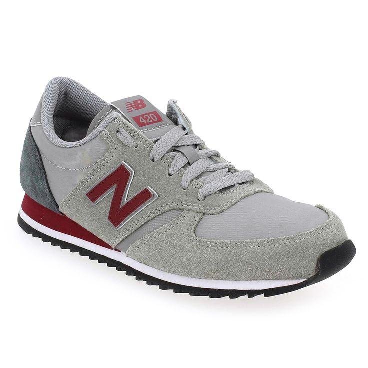 new balance vintage,chaussure new balance u420 vintage gris