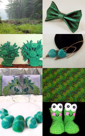 Happy St. Paddy's by Joanne Meehan on Etsy--Pinned with TreasuryPin.com
