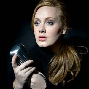 "Adele Adkins -- I loved her when she put out her first album ""19"" and I'm just thrilled that she's just exploded with the album ""21."" She's gorgeous, talented, and so young. What a voice!!!!"