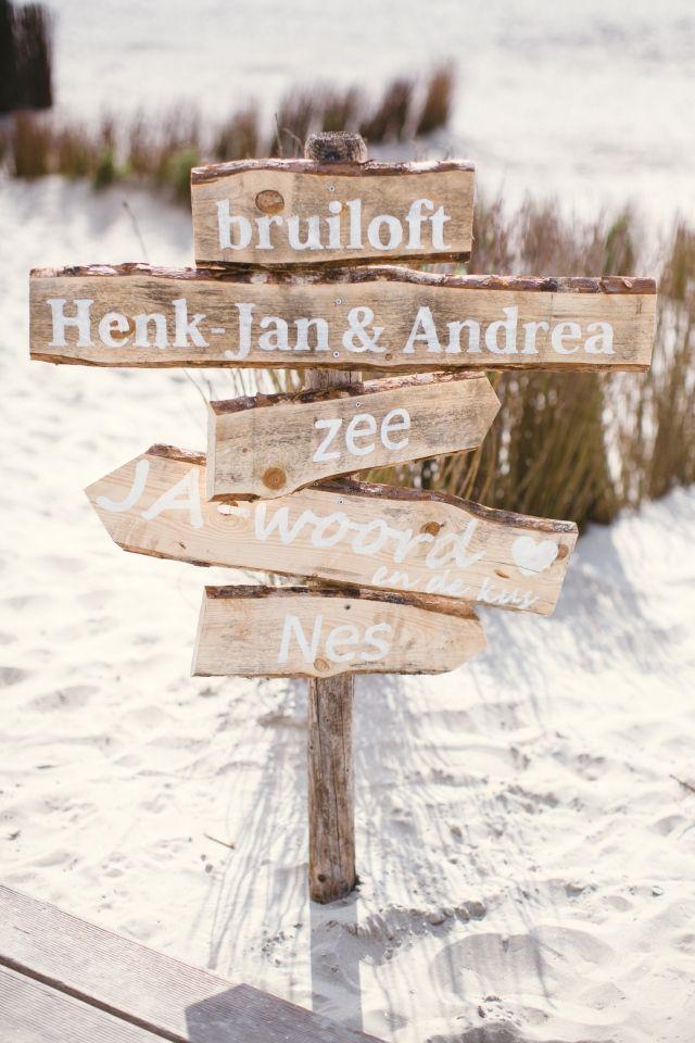 Trouwen in Beachclub the Sunset op Ameland   ThePerfectWedding.nl