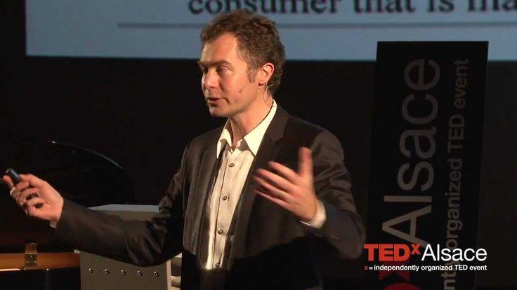 TEDxAlsace - Daniel Kaplan - Donner ses données au client : le nouveau paradigme du commerce
