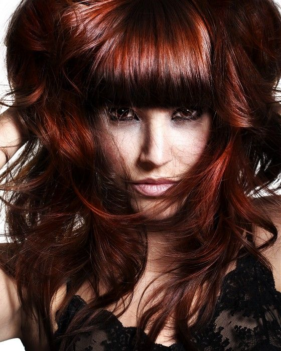 142 best RED AND COPPER HAIR images on Pinterest | Hair dos, Hair ...