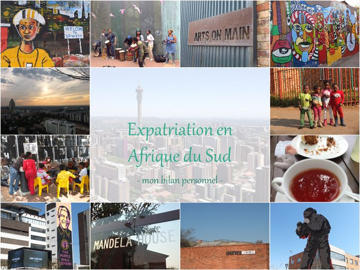 Expatriation en Afrique du Sud : bilan personnel | One Footprint On The World