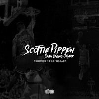 Sean Vegas Grand Comes on SoundCloud with His Latest Hip Hop Music- SCOTTIE PIPPEN Prod. By RFQBEATZ.