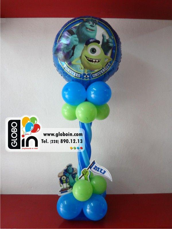14 curated Centros de mesa con globos ideas by Globo_In ...
