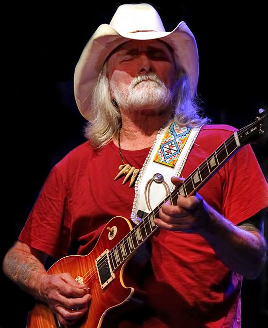 Dickey Betts...what a great picture!!! I would LOVE to get to see him in person!