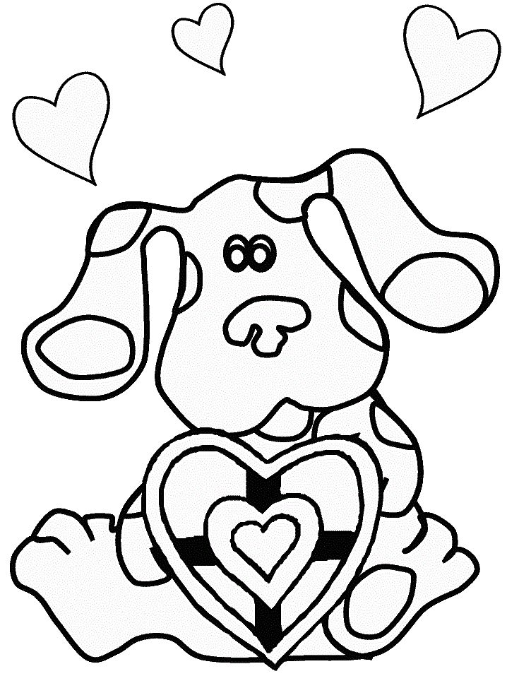 1000+ images about Valentines Day Coloring on Pinterest ...