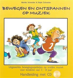 Bewegen en ontspannen op muziek + CD (boek)