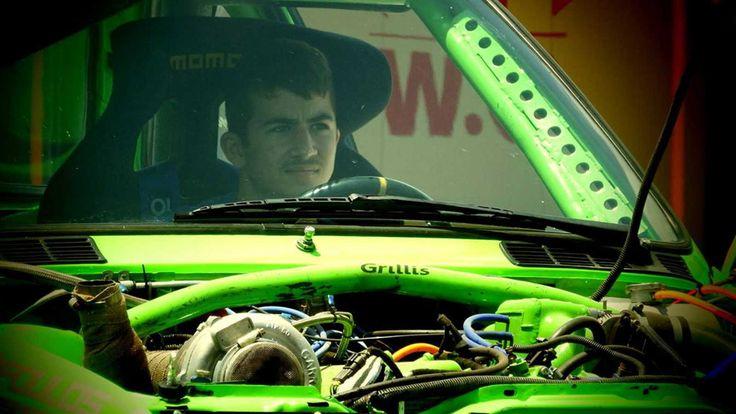 Σταύρος Γρύλλης: ο νεότερος drifter στoν κόσμο είναι Έλληνας