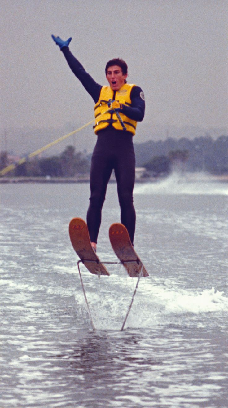 Gutsy air chair flip over dock mike murphy on hydrofoil waterskiing - Gutsy Air Chair Flip Over Dock Mike Murphy On Hydrofoil Waterskiing Classic Stand Up Hydrofoils Download