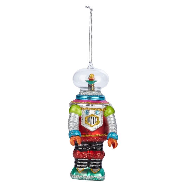 Purchase the Vintage Robot Ornament By Ashland™ at Michaels.com. This vintage robot ornament by Ashland will add a bit of quirkiness to your holiday decor.