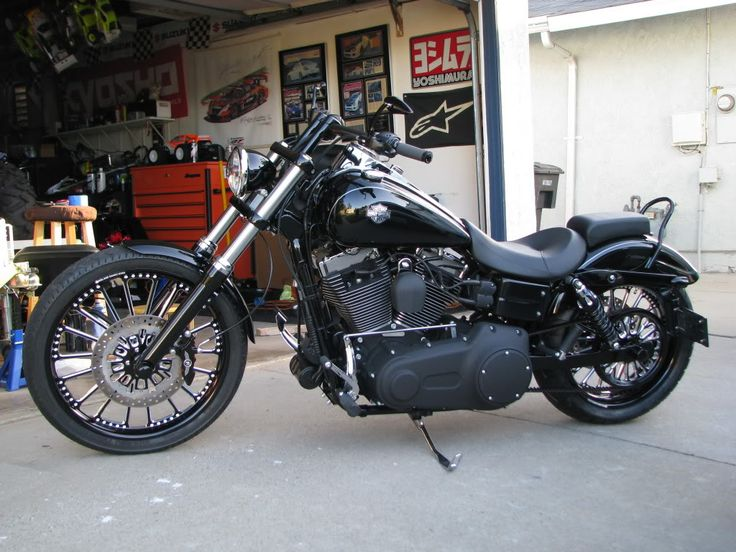 Wide Glide - Page 4 - Harley Davidson Forums