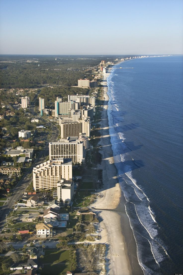 Myrtle Beach Activities 5 Free Things To Do In South Carolina Town