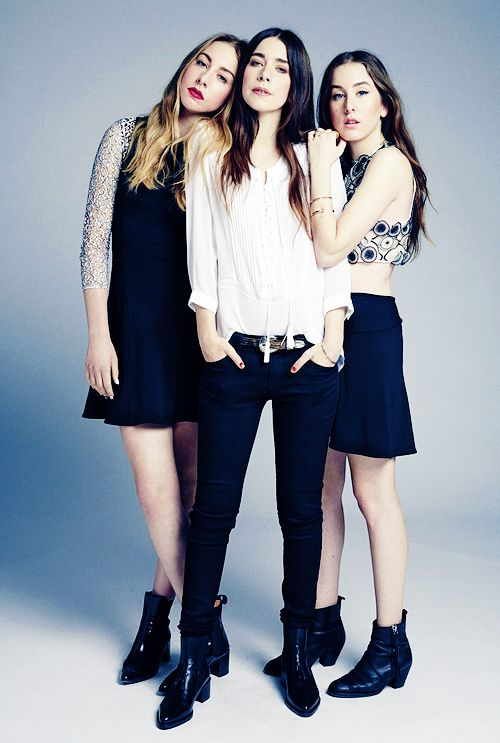 17 Best Ideas About Haim Style On Pinterest Sister Band Rock Girls And Girl Bands