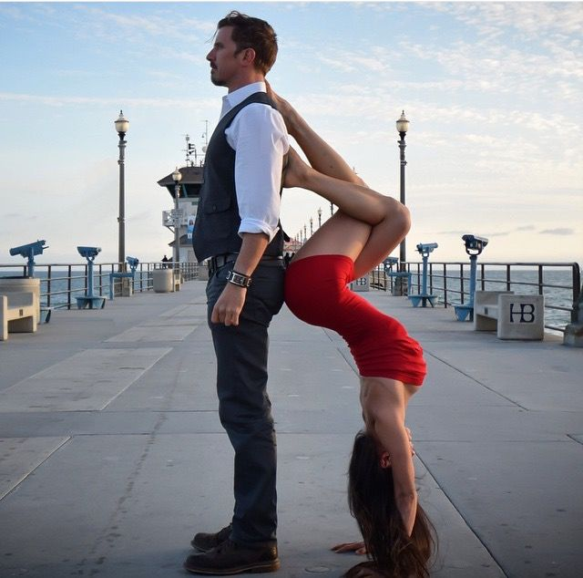 elegant yoga.