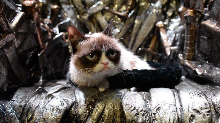 Grumpy king