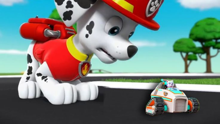 Paw Patrol Cartoon Nickelodeon NEW ✤ Paw Patrol Full Episodes ✤ Animatio...