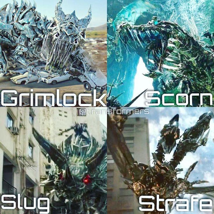 """Polubienia: 1,692, komentarze: 120 – Cogman   22.4K warriors  (@t.ransformers) na Instagramie: """"Who's your favourite Dinobot?  • #transformers"""""""