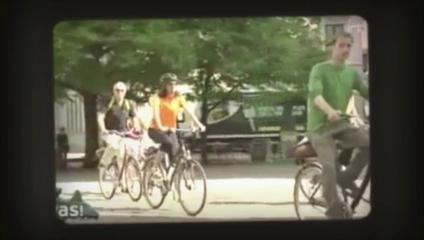 Fahrradtouren Berlin - Mauerradweg, Radtour Berlin entlang der Berliner Mauer - Dailymotion-Video Serie über die Fahrradtouren durch Berlin: Video 3 der Berliner Mauer