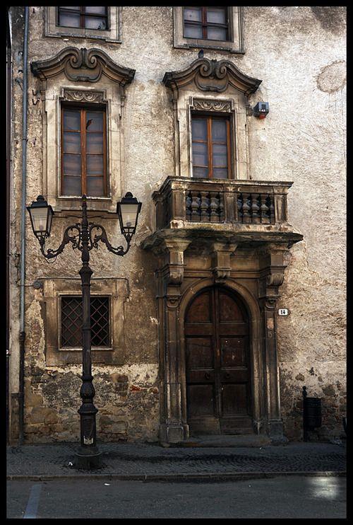 Rieti, Lazio, Italy - Baroque architecture