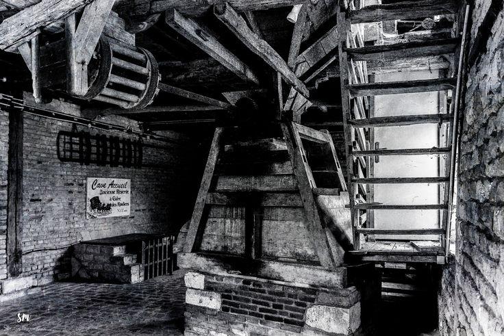 Interior - An 18th century interior of  a French farm