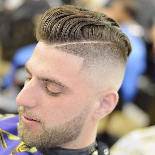 Tremendous 1000 Ideas About Bald Fade On Pinterest High And Tight Medium Short Hairstyles For Black Women Fulllsitofus