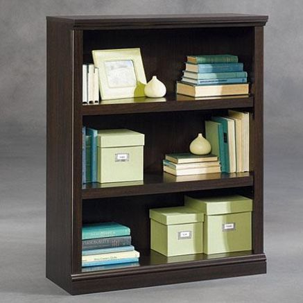 Sauder® 3-Shelf Bookcase #back2campus #searscanada #checklist