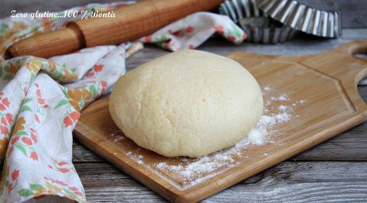 Pasta frolla allo yogurt senza glutine e senza burro , perfetta per realizzare crostate e biscotti , friabili e leggeri. Scopri la ricetta :
