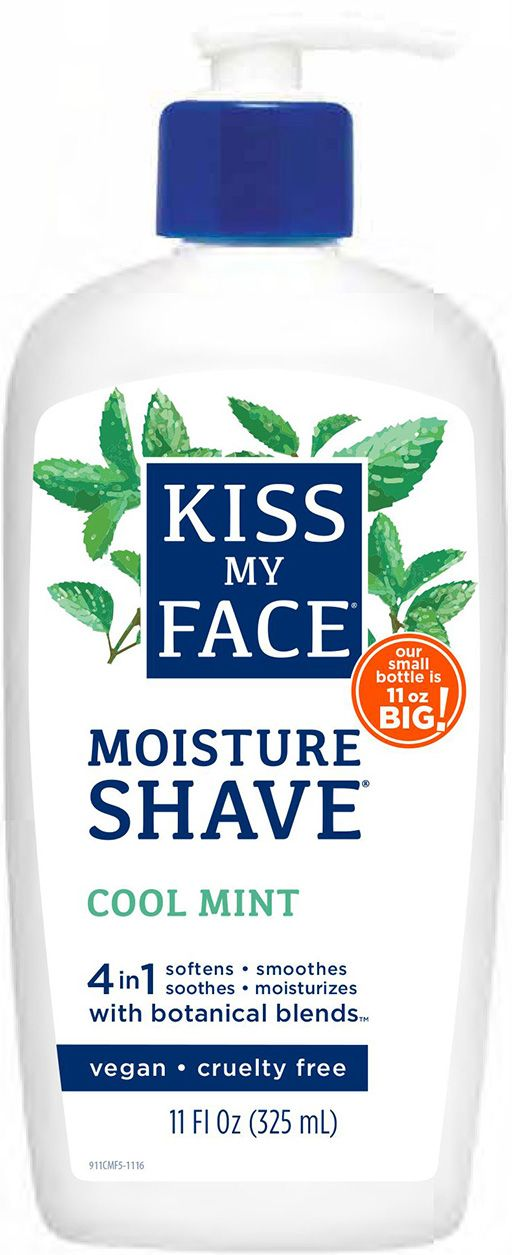 Soften, soothe, smooth and moisturize as you shave with Kiss My Face Moisture Shave Creams. This Cool Mint scented formula gives an invigorating, close shave and is: vegan & cruelty free a 4 in 1 cream formula that soothes, smooths,…Read more ›