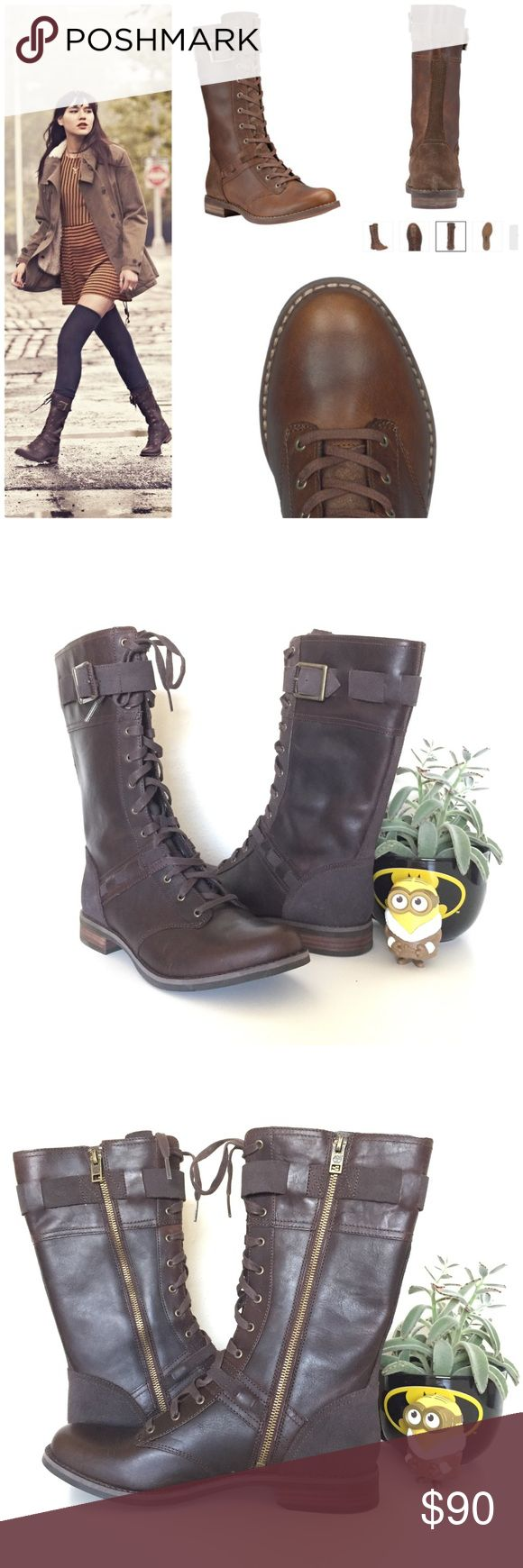 Timberland Earthkeepers Savin Hill Laceup Mid Boot Brand new without box Women size 9 Retail: $180 plus tax  ❌NO Trade.  ❌Lowball Offer Will be IGNORED&BLOCKED.  ⚡️Serious Buyer ONLY⚡️NO DRAMA! ⭐️Same/next day shipping via USPS ⚠I video record all sales from packing to shipping so we are both protected ⚠ Timberland Shoes Lace Up Boots
