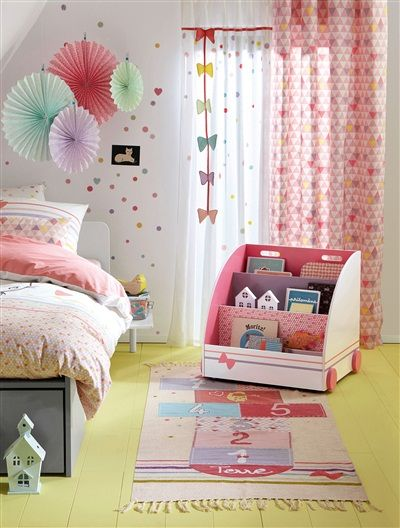 23 best fr hjahr sommer 2015 kinderzimmerideen images on pinterest. Black Bedroom Furniture Sets. Home Design Ideas