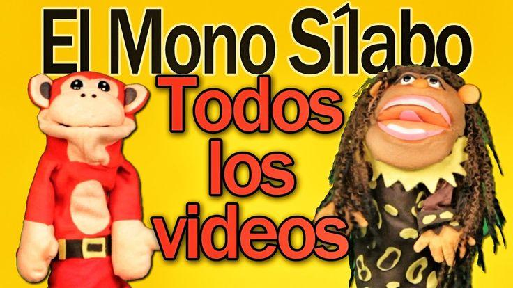 Aprender a leer con El Mono Silabo - Todos Los Capítulos - Videos Para N...