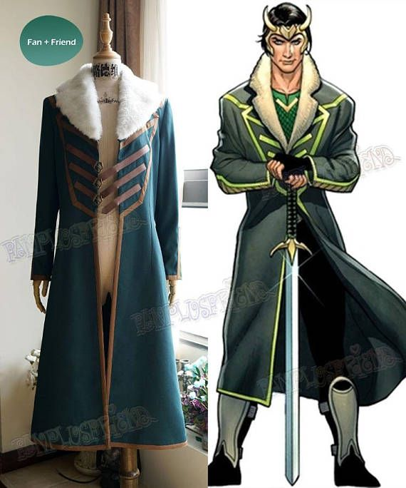 Loki Agent Of Asgard Cosplay Loki Coat Costume In 2021 Lady Loki Cosplay Loki Clothes Loki Cosplay