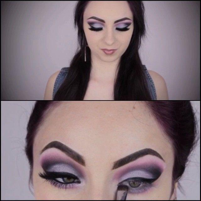 "✨ Schon mein neustes Video gesehen?  ""Dramatisches Make-Up""  Link in meiner INFOBOX! ✨ ______________________________ ✨ Have you seen my latest video yet?  ""Dramatic Make-Up""  Link in my BIO ✨  Music: @thejulietsimms All or Nothing"