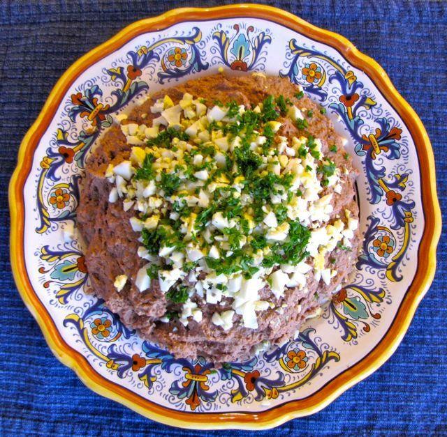 Chopped Liver - Traditional Jewish Chopped Liver Recipe