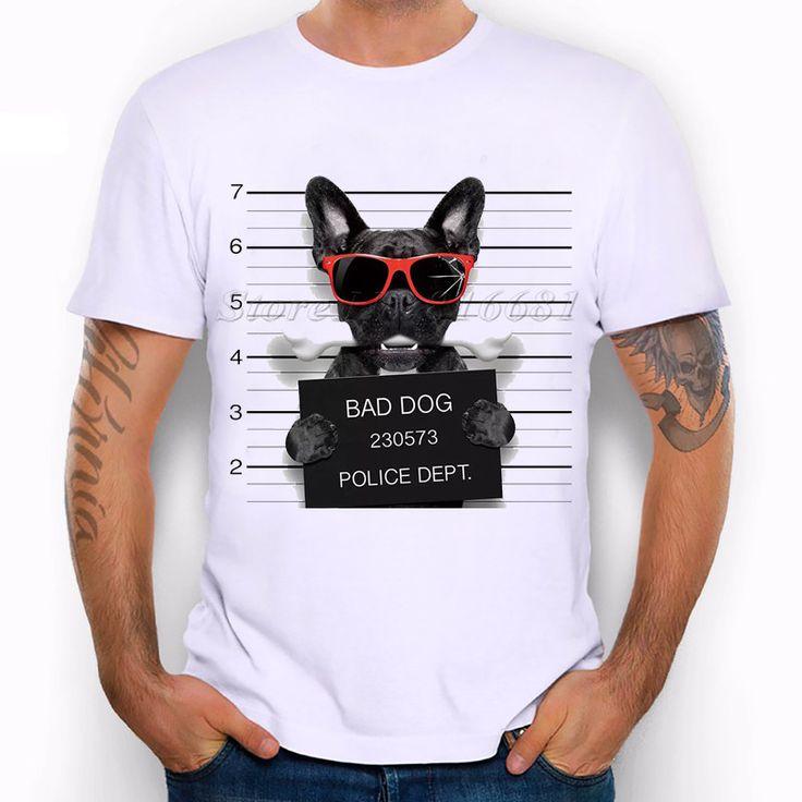 bad dog in glasses
