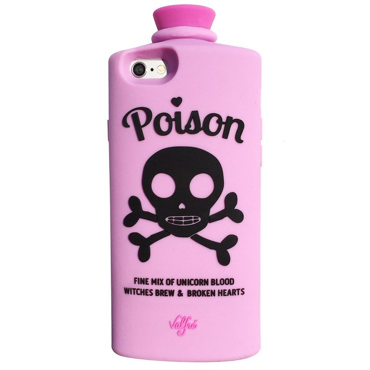 Poison 3d iphone 6 6s case lavender lavender lavender for 3d decoration for phone cases