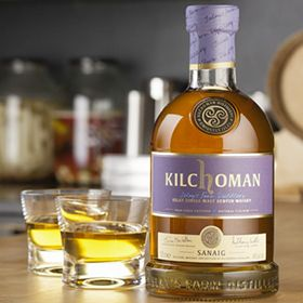 Kilchoman has added Sherry cask-influenced expression
