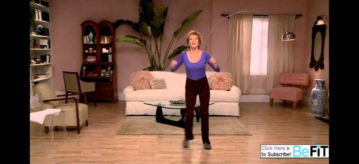 Jane Fonda: Walking Cardio Workout : Level 2