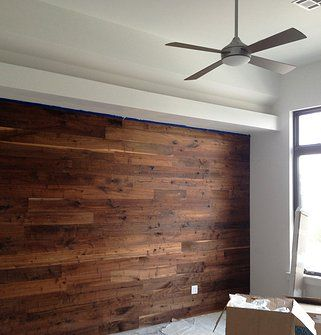 18 Best Wood Accent Wall Images On Pinterest