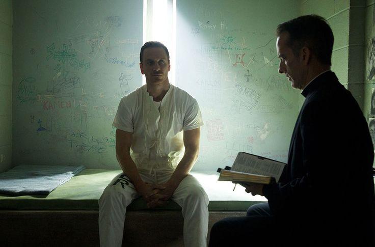 <p>Michael Fassbender as Callum Lynch</p>
