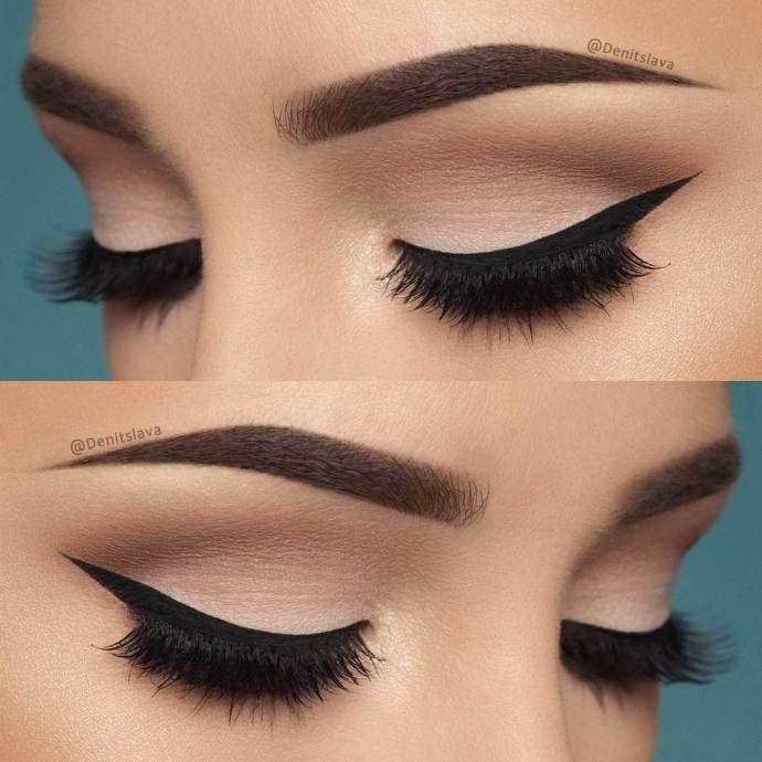 15 Magical Eye Makeup Ideas – Marie-Ève Rousseau – #Eye #Ideas #Magical #Makeup…